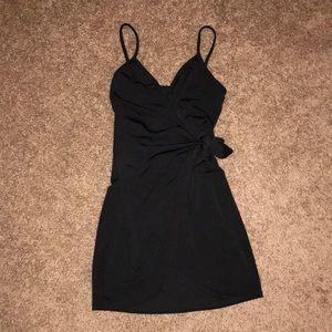 8624eefdea8af Dresses & Skirts - Self tie mini dress/skirt
